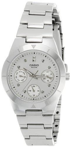 Casio Ltp 1233d 7av casio s ltp2083d 7av silver stainless steel quartz