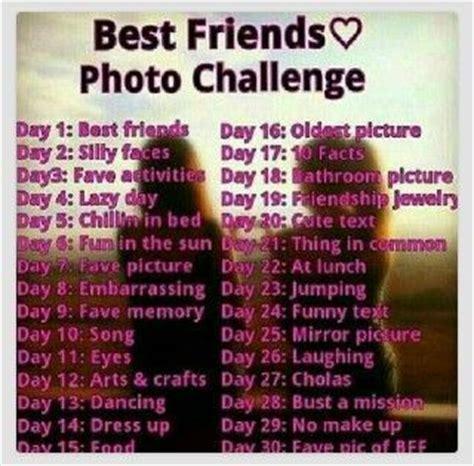 best friend photo challenge bestfriends