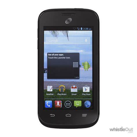 zte android phone zte savvy compare prices plans deals android authority