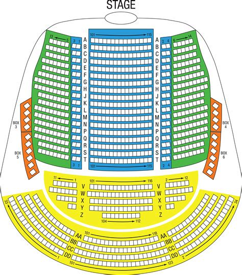 Manchester Opera House Floor Plan Seating Plan Opera House Manchester