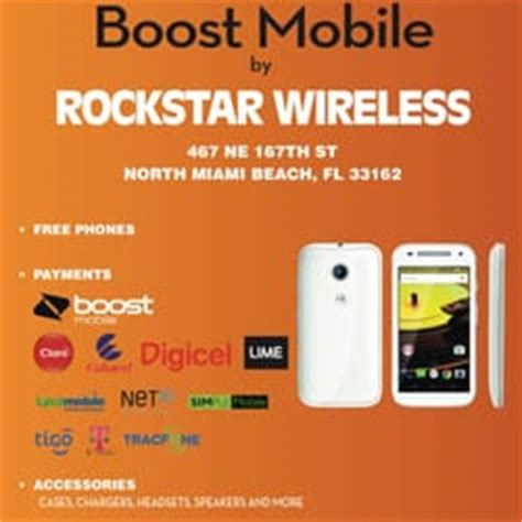 Boost Mobile Cell Phone Number Lookup Boost Mobile Mobile Phones 467 Ne 167th St Miami Fl Phone Number
