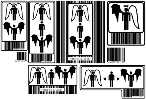 the barcode tattoo resolution barcode tattoos by evilatom on deviantart