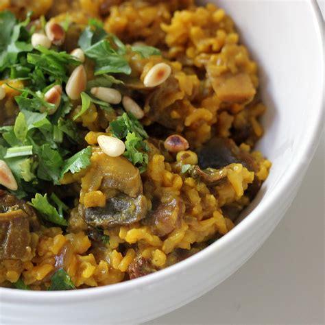 White Rice And Vegetable Detox by Vegetarian Pilaf Recipe Popsugar Fitness