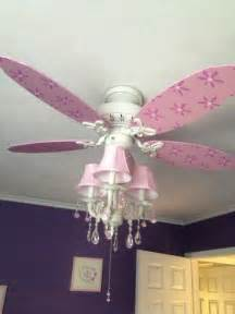 ceiling fan chandelier chandelier ceiling fan combination s purple