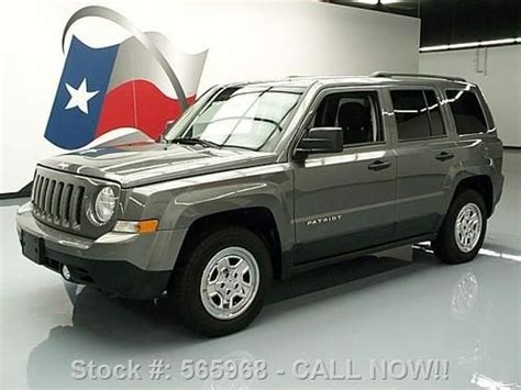 Jeep Patriot Cruise Not Working Sell Used 2012 Jeep Patriot Sport Automatic Cruise