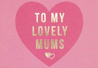 Mother S Day Gift Card Deals - popular uk supermarket chain offers mother s day cards for people with two moms