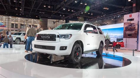 2020 Toyota Sequoia by 2020 Toyota Sequoia Joins The Trd Pro Road