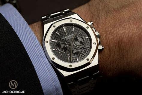 Jam Tangan Audemars Piguet Ap Ro Thin Tatto Skeleton sihh 2012 the new audemars piguet royal oak chronograph