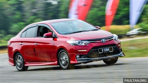 Toyota Vios 2016 Driven 2016 Toyota Vios Now With Dual Vvt I Cvt And Vsc