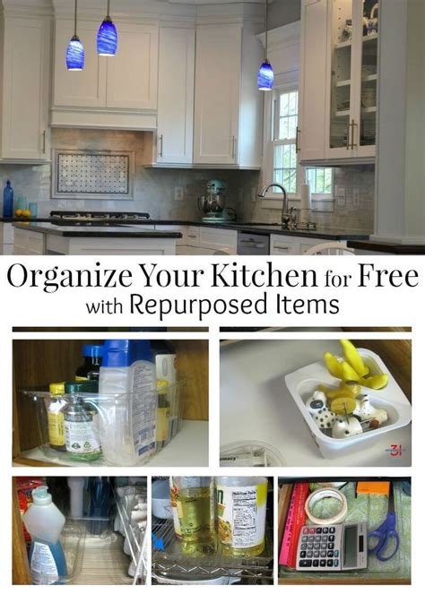 How To Arrange Things In Small Kitchen by 253 Best Organizing Kitchen Images On
