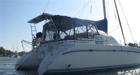 catamaran a vendre lagoon catamaran usag 233 224 vendre lagoon 35ccc 35 pieds 1995