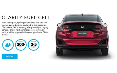lease costs honda clarity fcv lease will cost you 369 per month