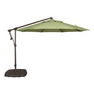 Patio Umbrellas Cantilever 10 Octagon Ag19 Cantilever Umbrella Custom Order With Sunbrella Or Outdura Fabrics