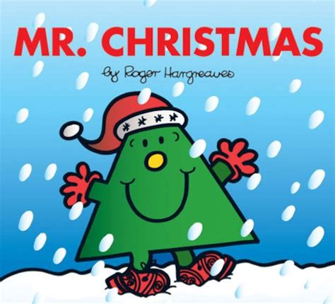 mr men mr christmas scholastic kids club