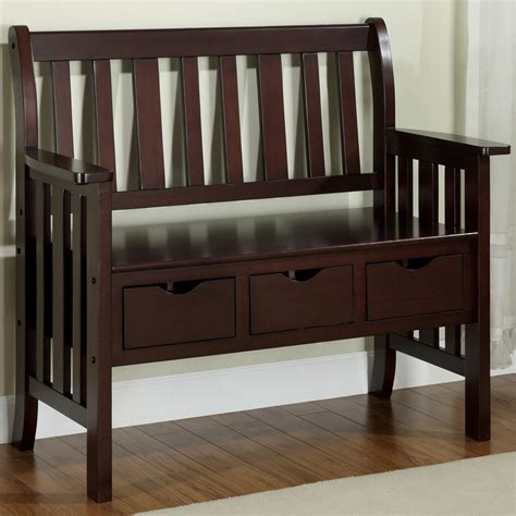 entryway storage bench entryway storage bench crosley cf6003 brennan entryway