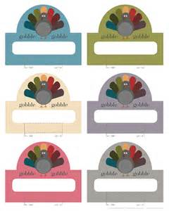 thanksgiving place cards free printable turkey place cards