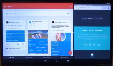 Android X86 Nougat by Android X86 Releases Early Build Of Nougat For Desktop Pcs