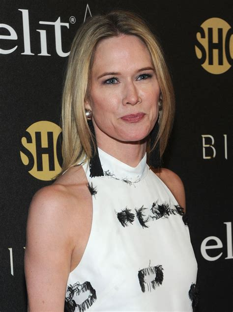stephanie march stephanie march at billions season 2 premiere in new