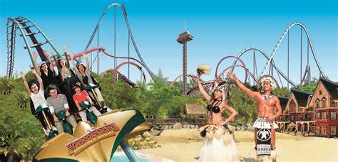 port aventura portaventura amusement park barcelona