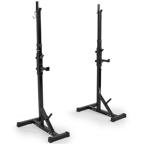 squat stands for bench press 2x adjustable rack stand standard steel squat barbell