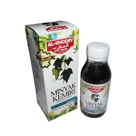 Minyak Kemiri Al Khodry minyak kemiri al khodry alzafa store