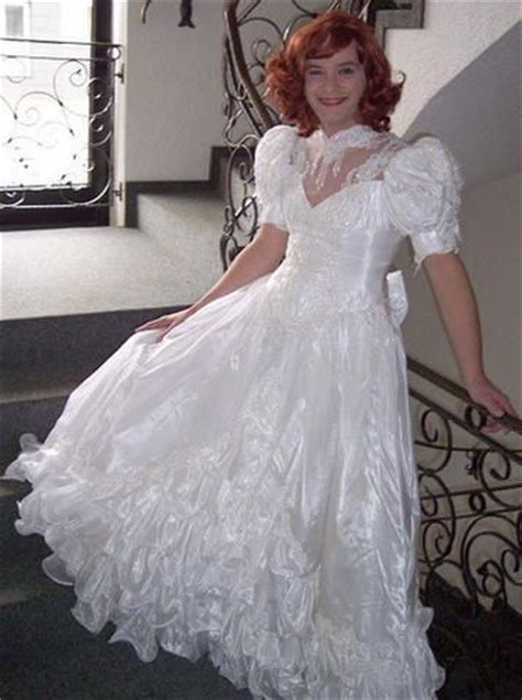 wedding dress   Cute Sissy Dresses   Bridal wedding