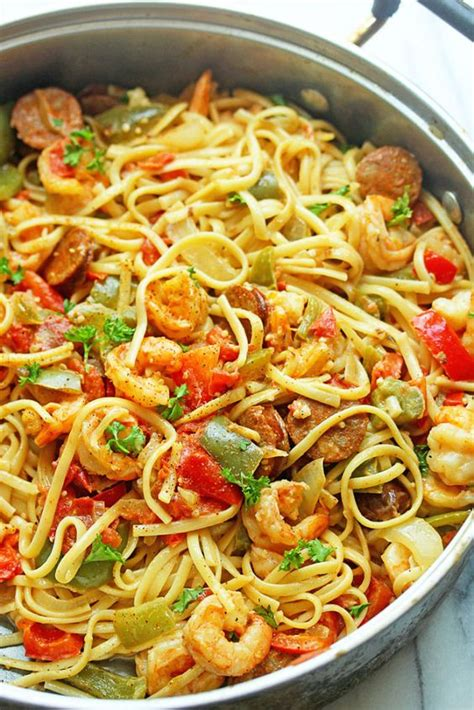pasta recepies cajun shrimp pasta recipe cajun shrimp pasta will