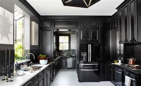 all black kitchen 13 foolproof ways to do black cabinets right