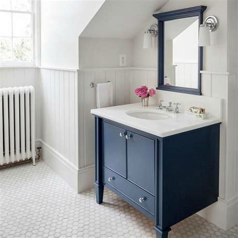 Navy Bathroom Ideas by Navy Bathroom Decorating Ideas