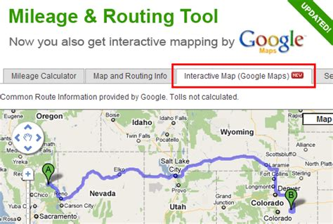 maps directions mileage 123loadboard maps now available in