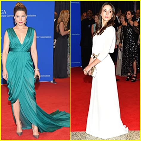 Troian Bellisario 2015 White House | sophia bush hits white house correspondents dinner 2015