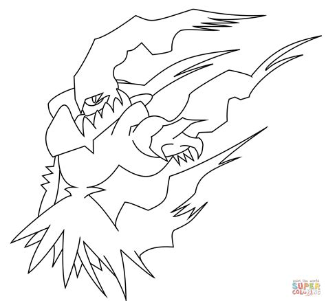 pokemon coloring pages darkrai darkrai coloring page free printable coloring pages
