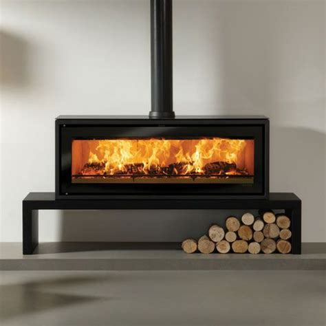 riva studio  freestanding wood burning stove chimeneas