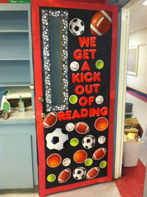 sports themed classroom decorations best 25 sports bulletin boards ideas on sport
