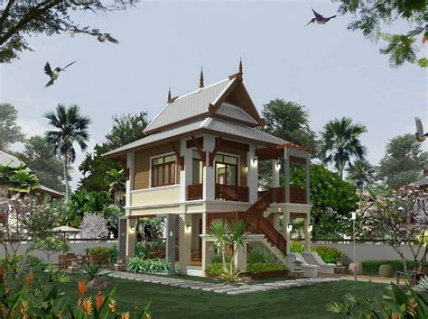 thailand home design news river marina resort