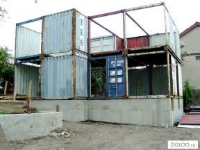 Container Home Design And Construction Zigloo Domestique Construction Zigloo Custom Container