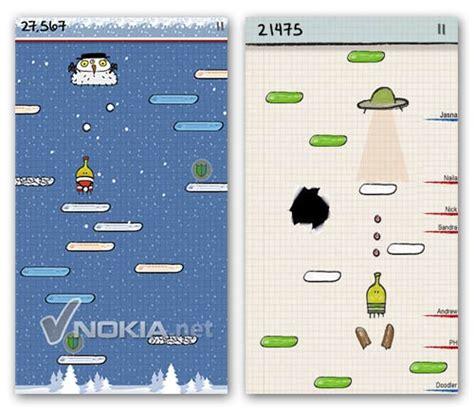 doodle jump xap wp7 doodle jump 1 8 1 0 игра для windows phone скачать бесплатно