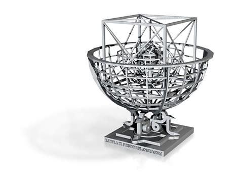 kepler s platonic solids model of the solar system