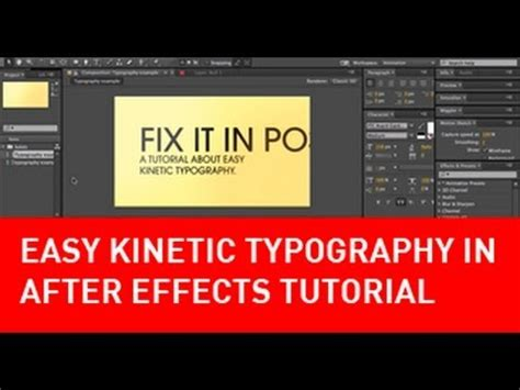 basic text animation after effects tamil tutorial youtube easy text animation in after effects tutorial youtube
