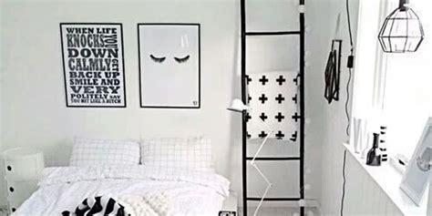 como decorar mi cuarto en blanco y negro ideas para decorar de blanco y negro tu habitaci 243 n