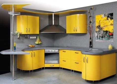 yellow kitchen designs amazing yellow kitchen design idea