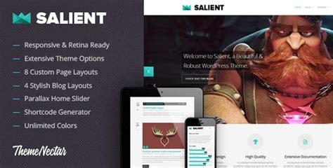 Themeforest Nectar | salient responsive wordpress theme by themenectar