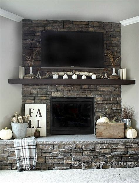 Fireplace Mantel Ideas With Tv by 25 Best Ideas About Corner Fireplaces On