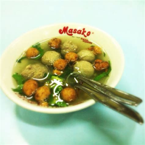 Urat Daging Sapi Bakso Urat Daging Sapi Pak Sabar Indonesia Burpple