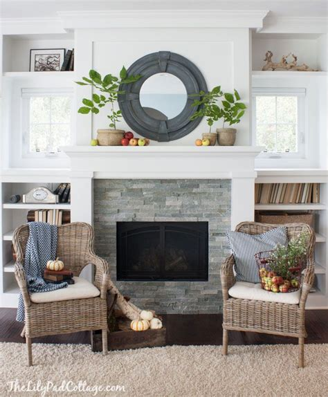 Cottage Fireplace Ideas by 25 Best Ideas About Craftsman Fireplace On