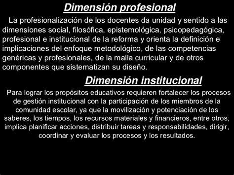 Diseño Curricular Institucional Definicion Diario Oficial Dylkan