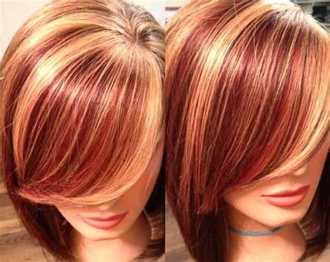 hair color ideas  tone hair color brown  red