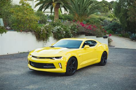 Mustang 2 Years by Chevrolet Camaro Outsells Mustang For The Time In
