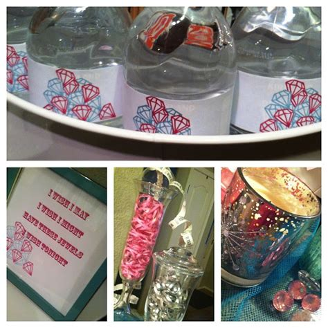 themed jewelry party ideas 65 best theme parties images on pinterest birthdays