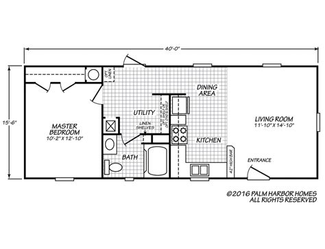 14x40 floor plans derksen buildings floor plans studio design gallery best design